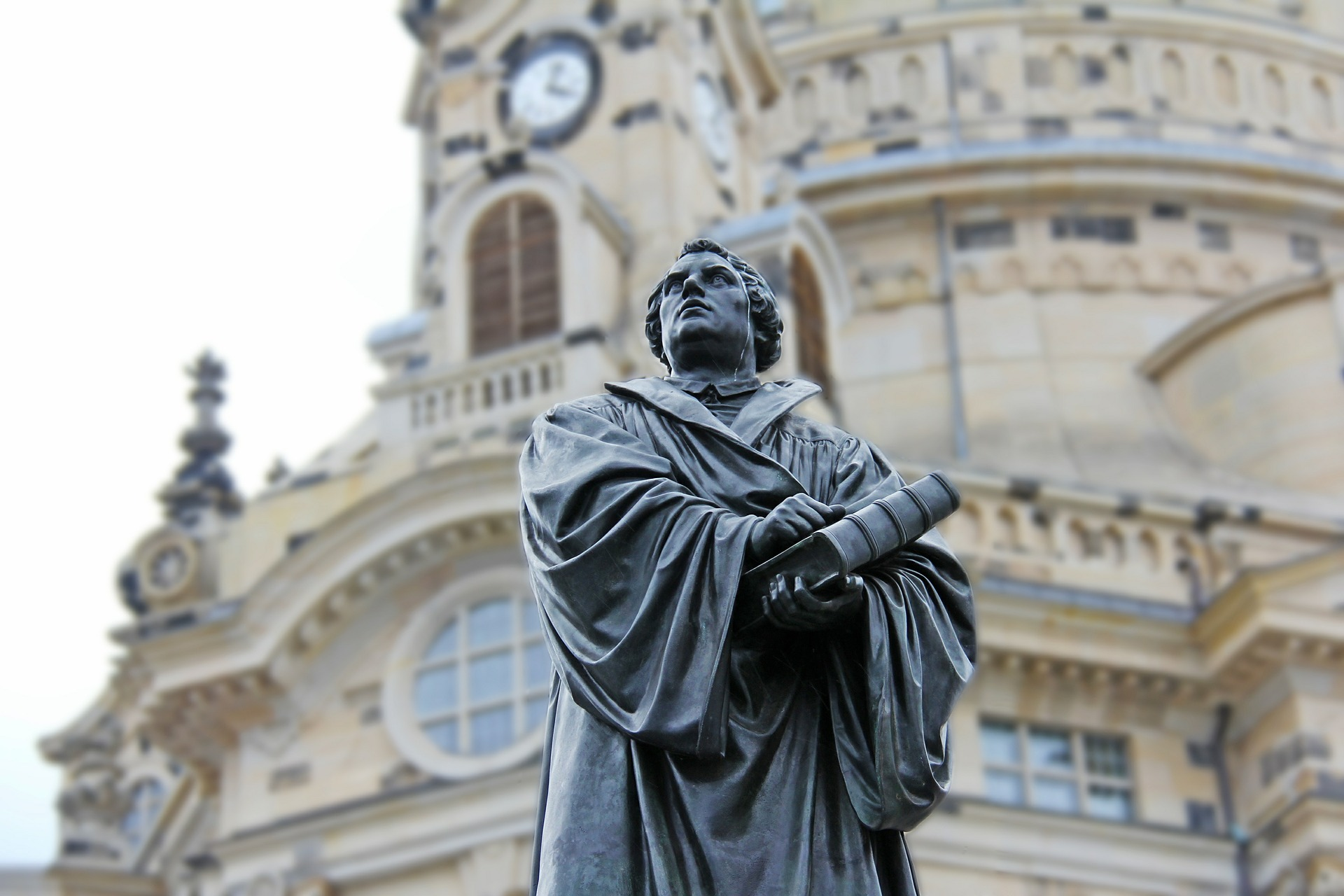 Who Cares about the Reformation? Martin Luther, learning from church history
