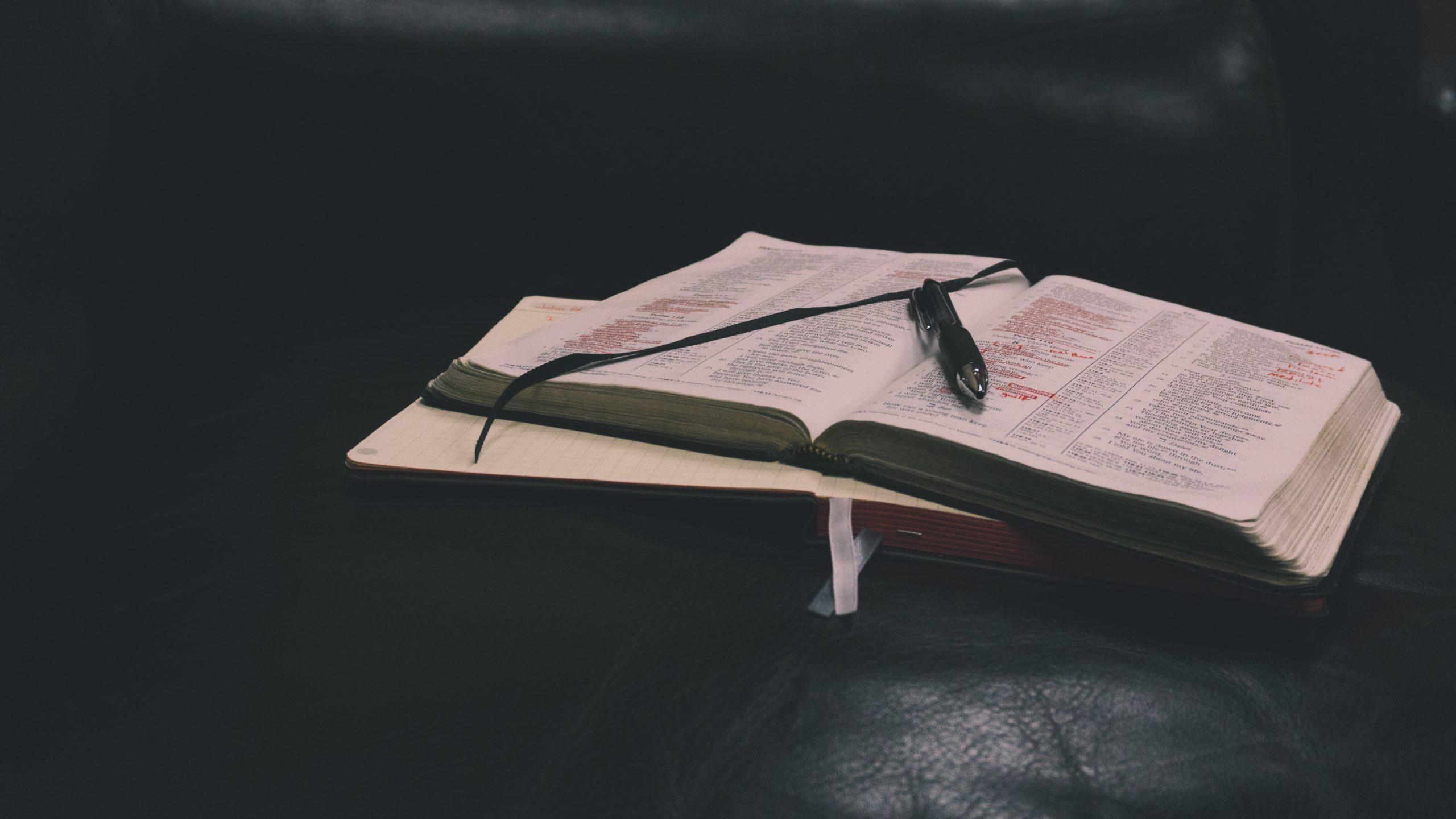 Memorize Scripture, Psalm 1